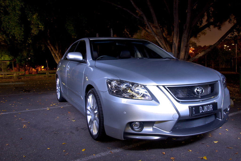 2007  Toyota Aurion TRD 3500SL picture, mods, upgrades
