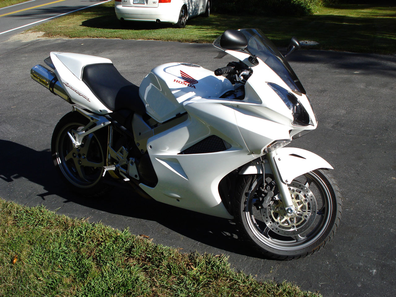 2006 Honda Interceptor Vtec