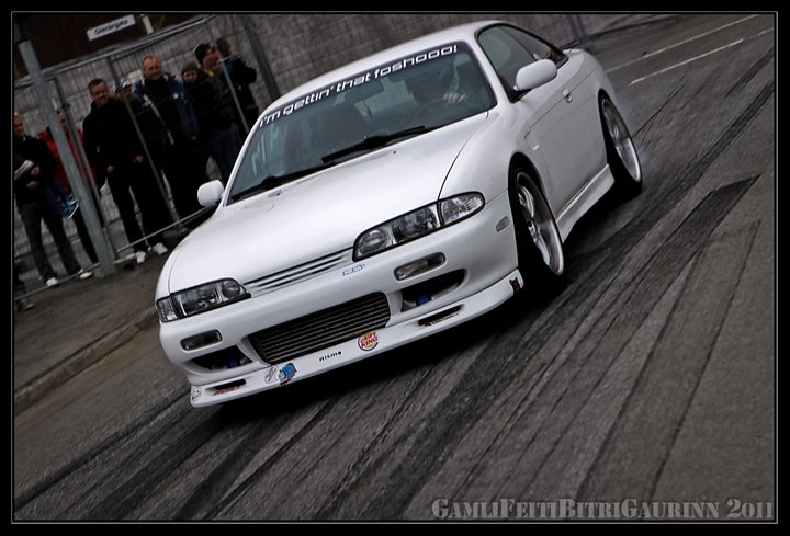 1995  Nissan 200SX s14 picture, mods, upgrades