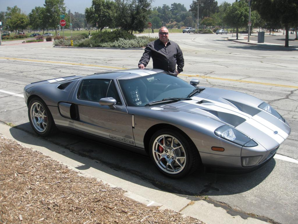 2005 Ford GT Whipple 4.0