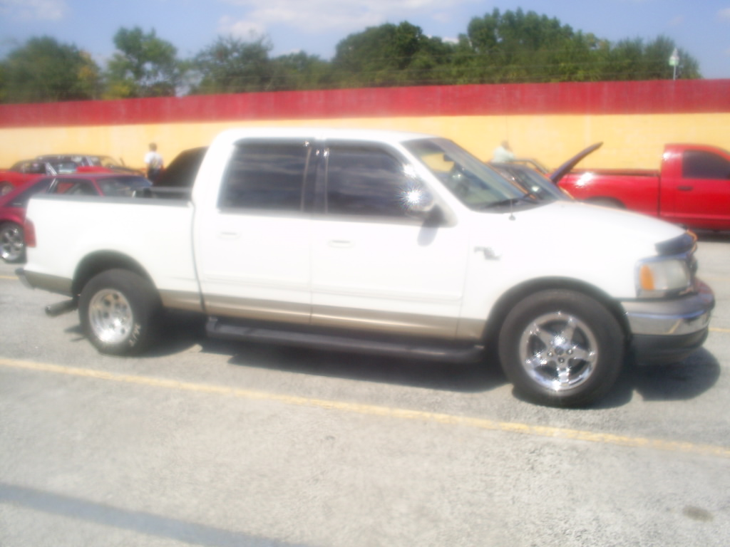 2001 Ford F150 XLT Supercrew 2wd