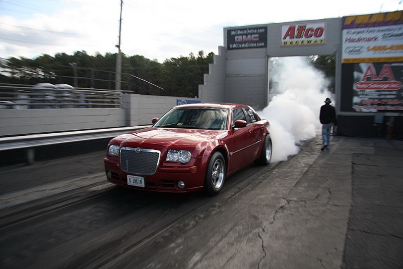 2007 Chrysler 300 SRT8