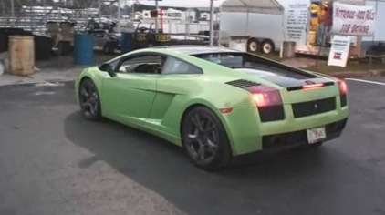 2006 Lamborghini Gallardo Heffner Twin Turbo