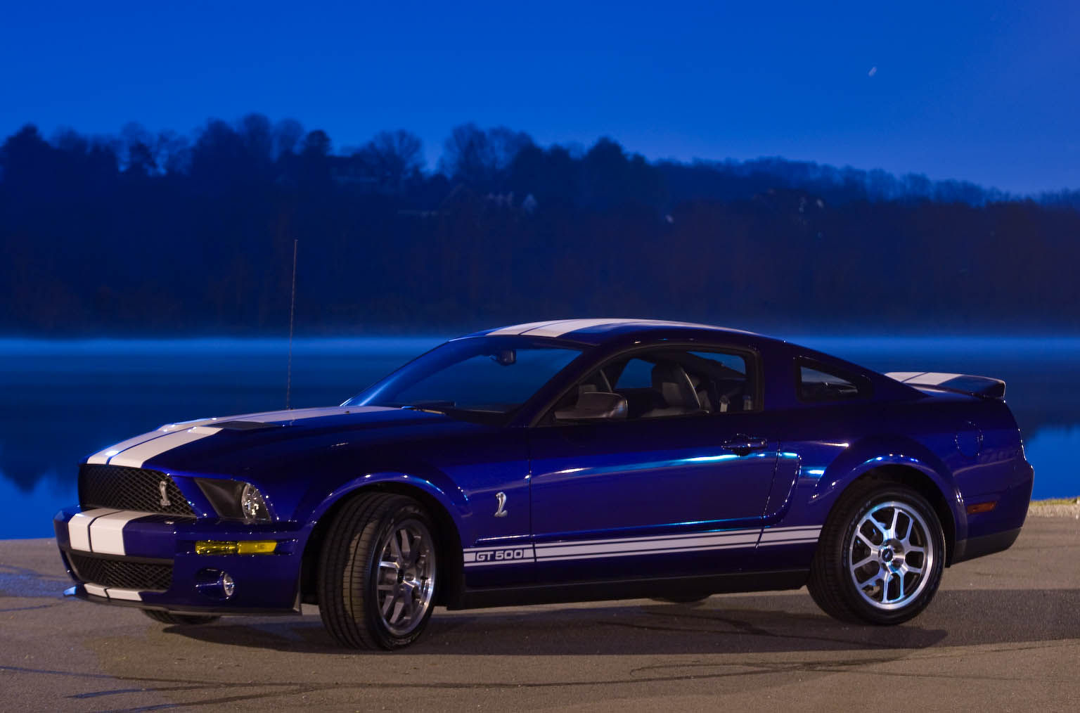 2009 Ford Mustang Shelby-GT500