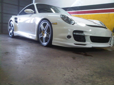 2007 Porsche 911 Turbo Protomotive