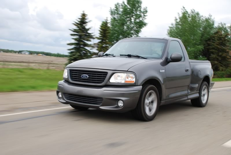 2003  Ford F150 Lightning  picture, mods, upgrades