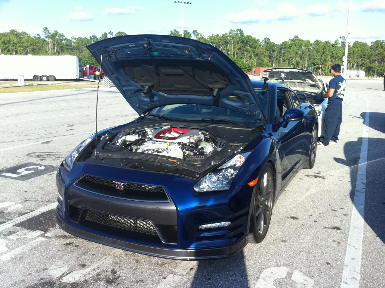 2012 Nissan GT-R Cobb HP Logic Tune
