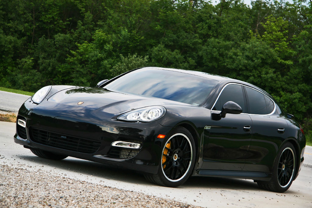 2010 Porsche Panamera Turbo S Switzer P680