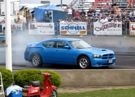 2008  Dodge Charger SRT8-superbee Nitrous picture, mods, upgrades