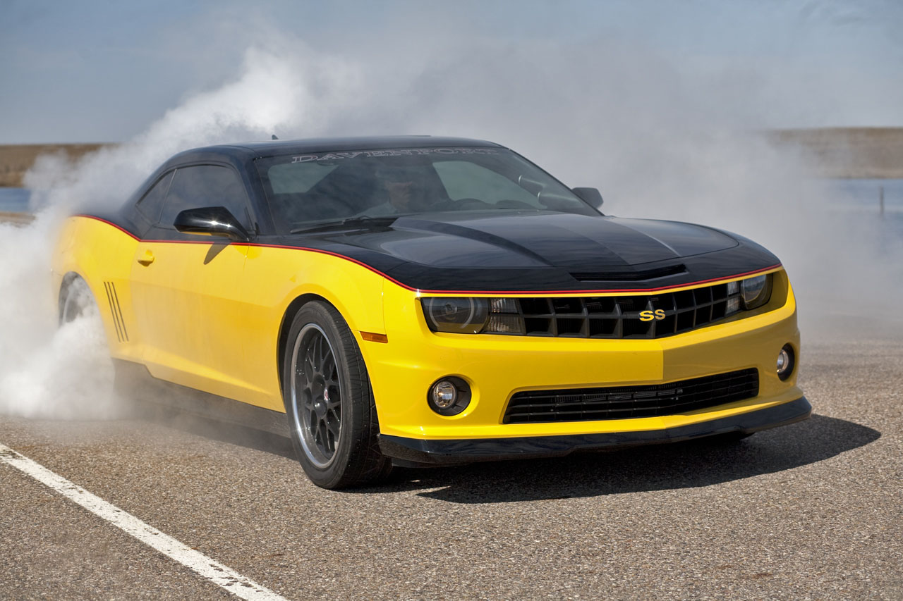 2010 Chevrolet Camaro SS/RS
