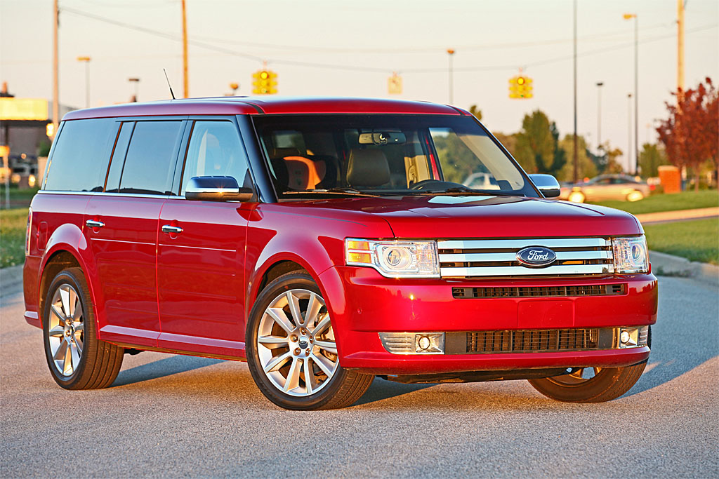 2011 Ford Flex Limited with EcoBoost