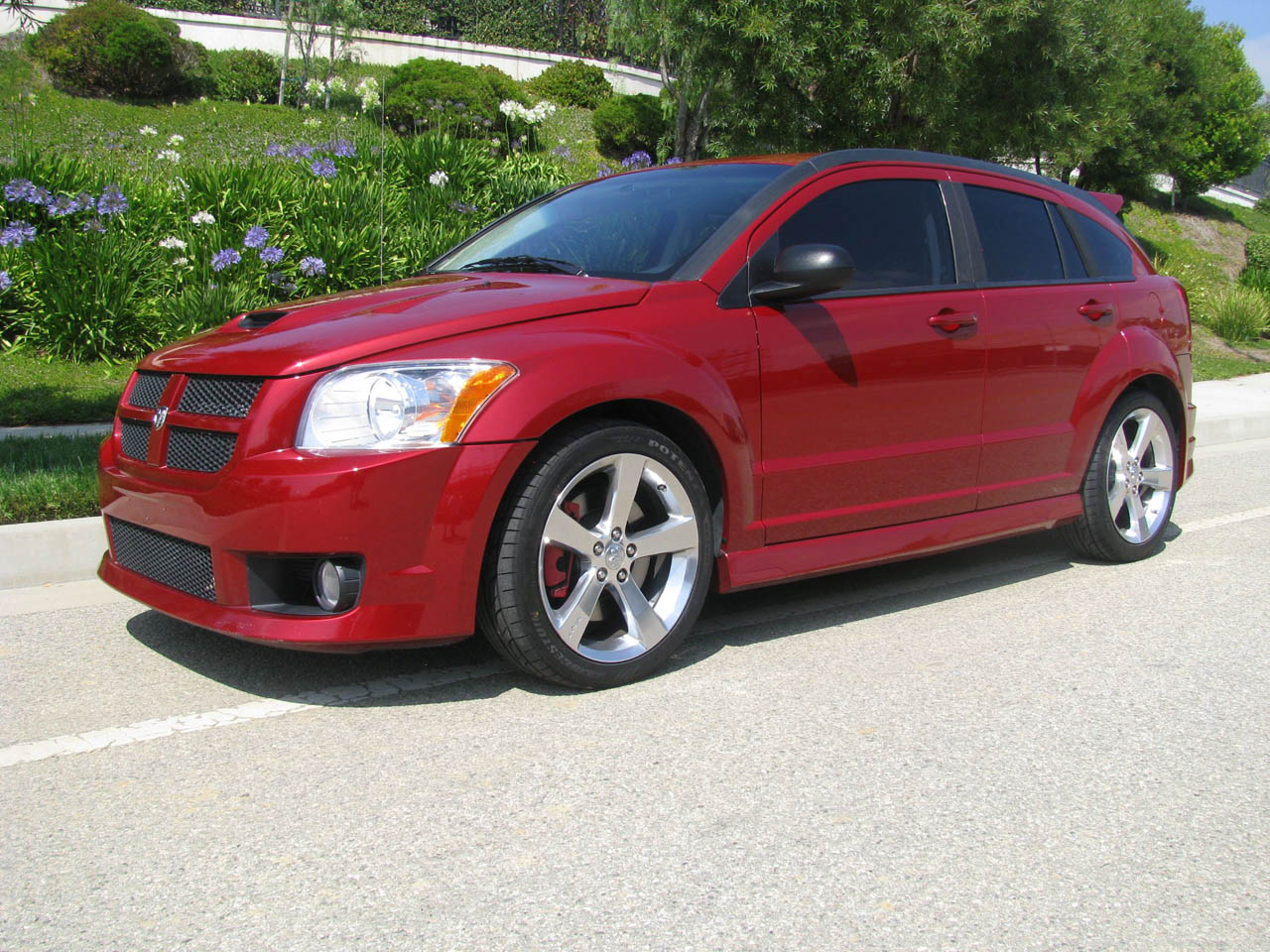 2008 Dodge Caliber SRT-4 MS1K