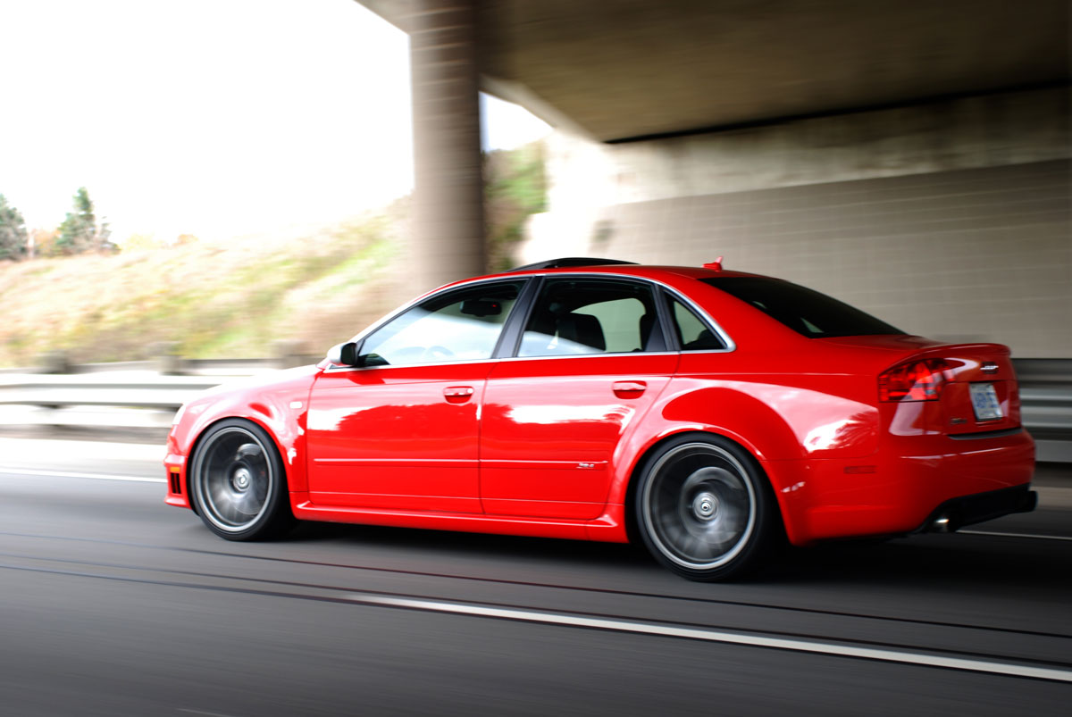 2007 Audi RS-4 ALL MOTOR