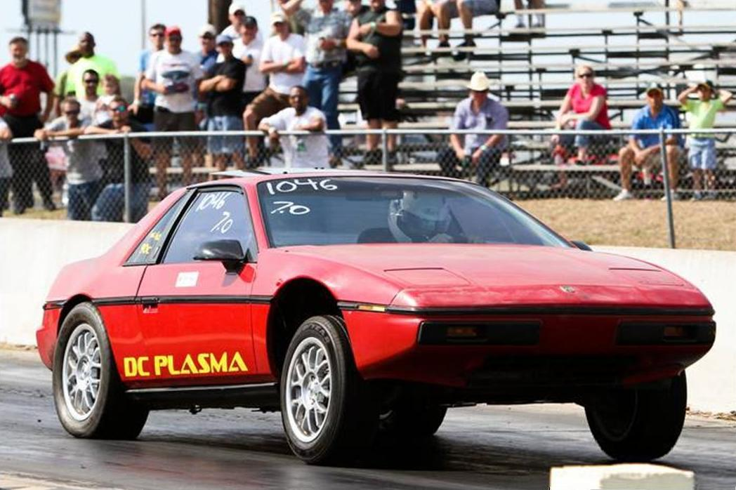 1984 Pontiac Fiero 2M4 Electric