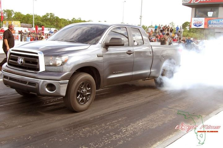 2011 Toyota Tundra 2wd Double Cab