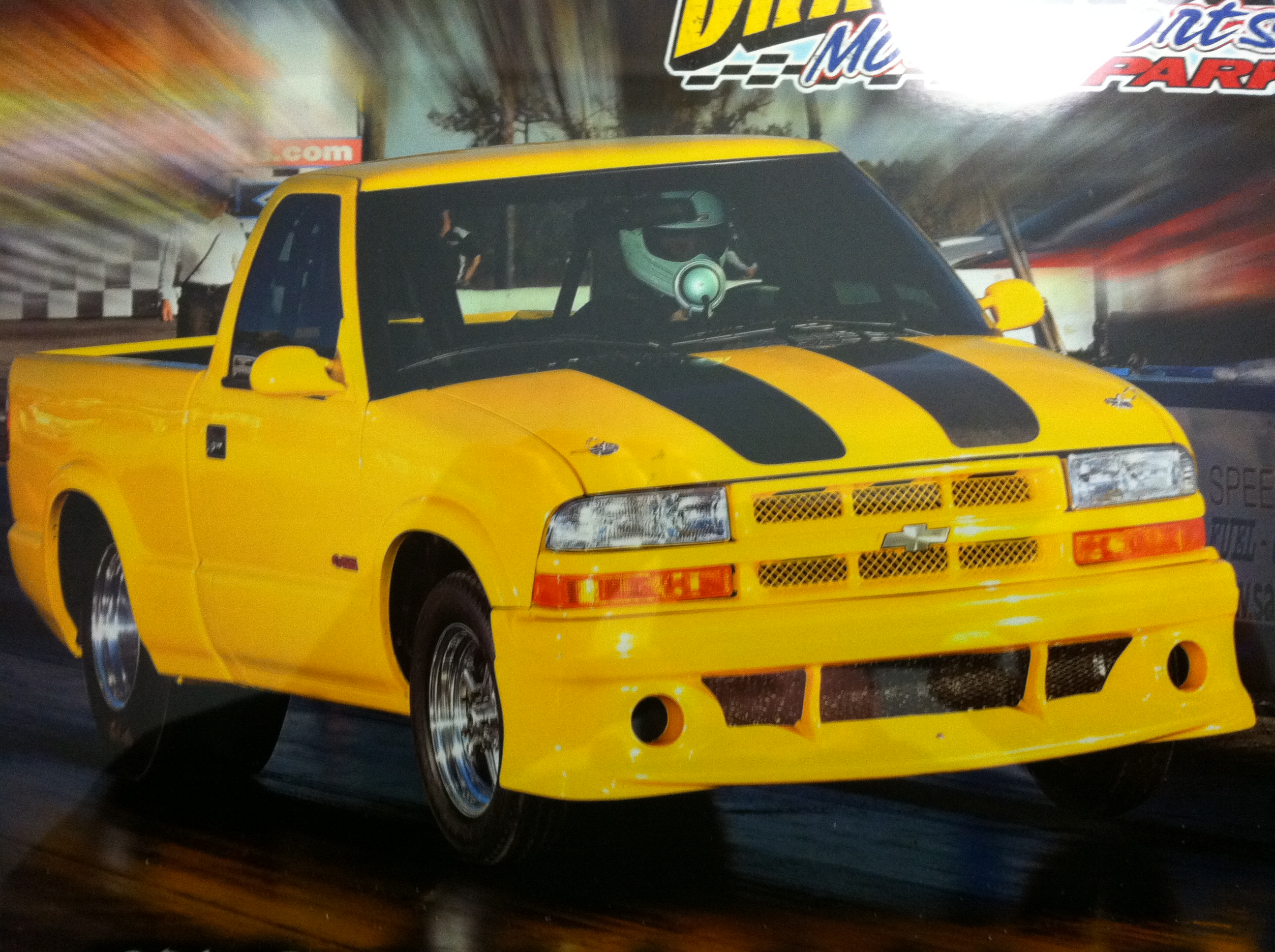 1994 Chevrolet S10 Pickup Electric Powered