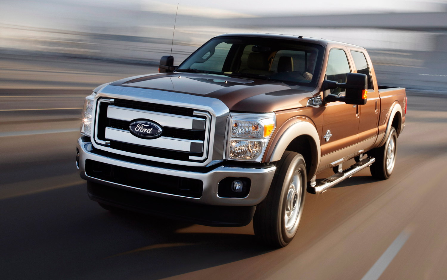 2012 Ford F250 Super Duty King Ranch 4X4 Crew Cab