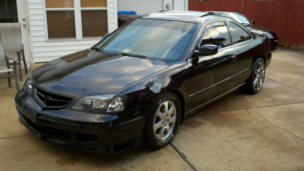 NBP 2003 Acura CL 6 Speed 3.2-S