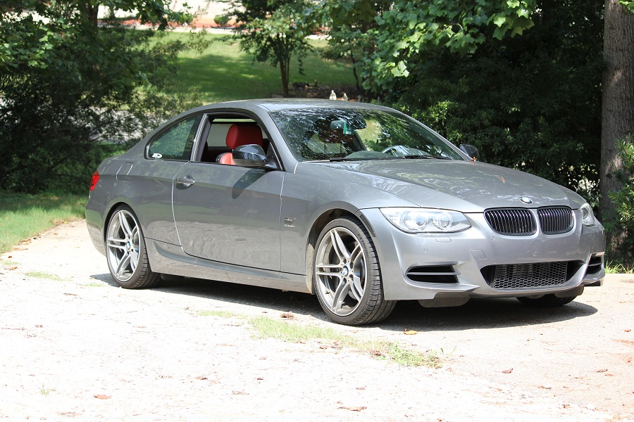 Space Gray 2011 BMW 335i 335IS