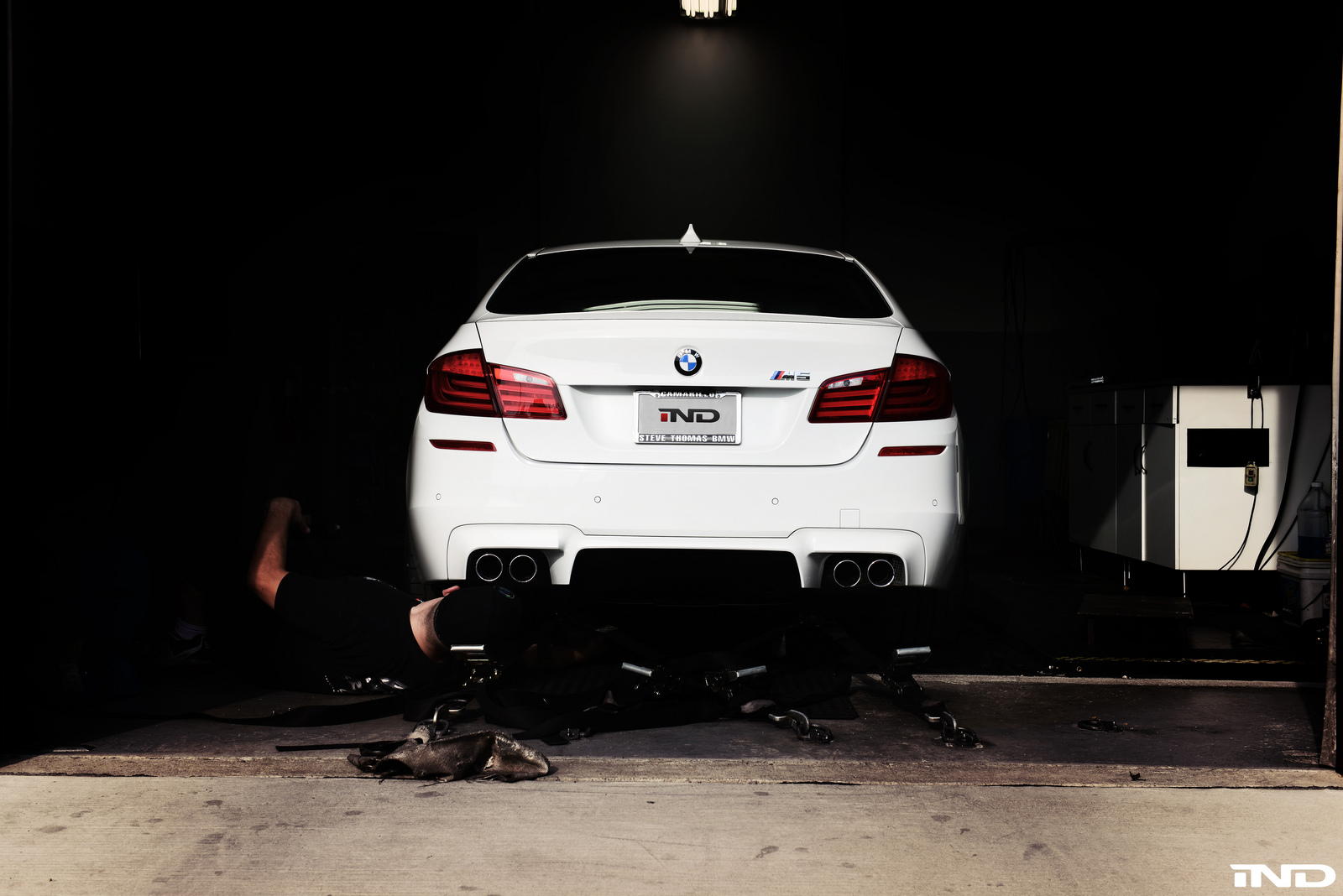 2013 BMW M5 F10 Twin Turbo