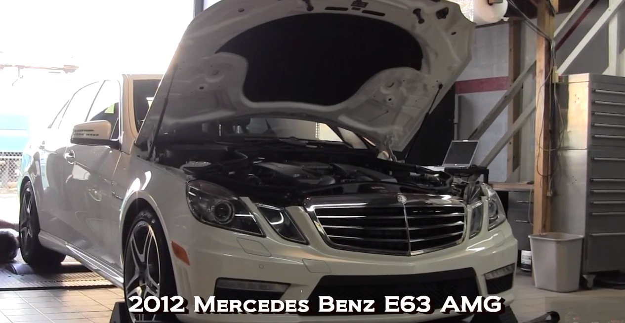 2012  Mercedes-Benz E63 AMG BiTurbo Non-PP picture, mods, upgrades