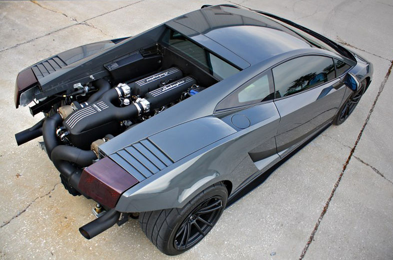 2008 Lamborghini Gallardo Superleggera Heffner Twin Turbo Elite