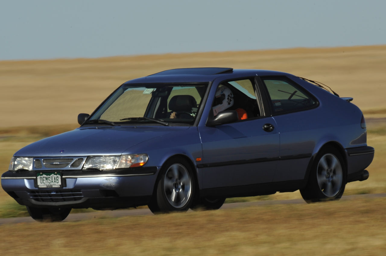 1996 blue Saab 900 SE picture, mods, upgrades