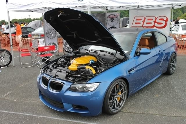 2012 Monte Carlo Blue BMW M3 E92 picture, mods, upgrades