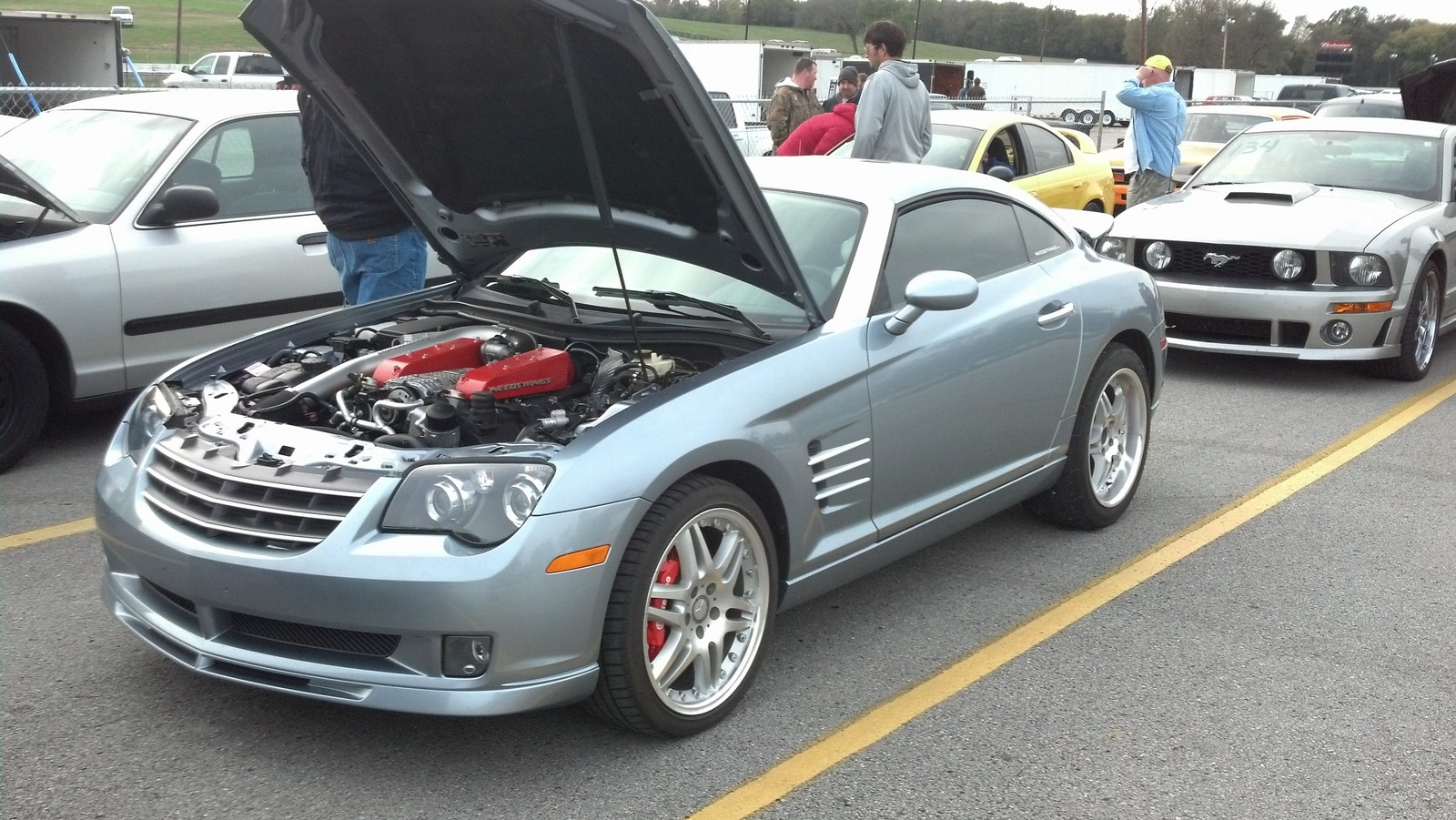 SSB 2005 Chrysler Crossfire SRT6