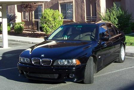 Black 1998 BMW 540i 6 speed, Nitrous