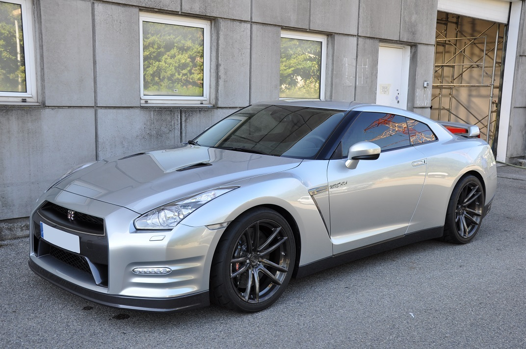 ULTIMATE SILVER 2013 Nissan GT-R PREMIUM EDITION GT1000 HKS