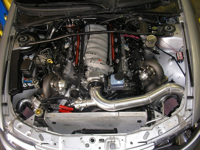 QSM 2004 Pontiac GTO Ethyl 408 Twin Turbo Precision 6266