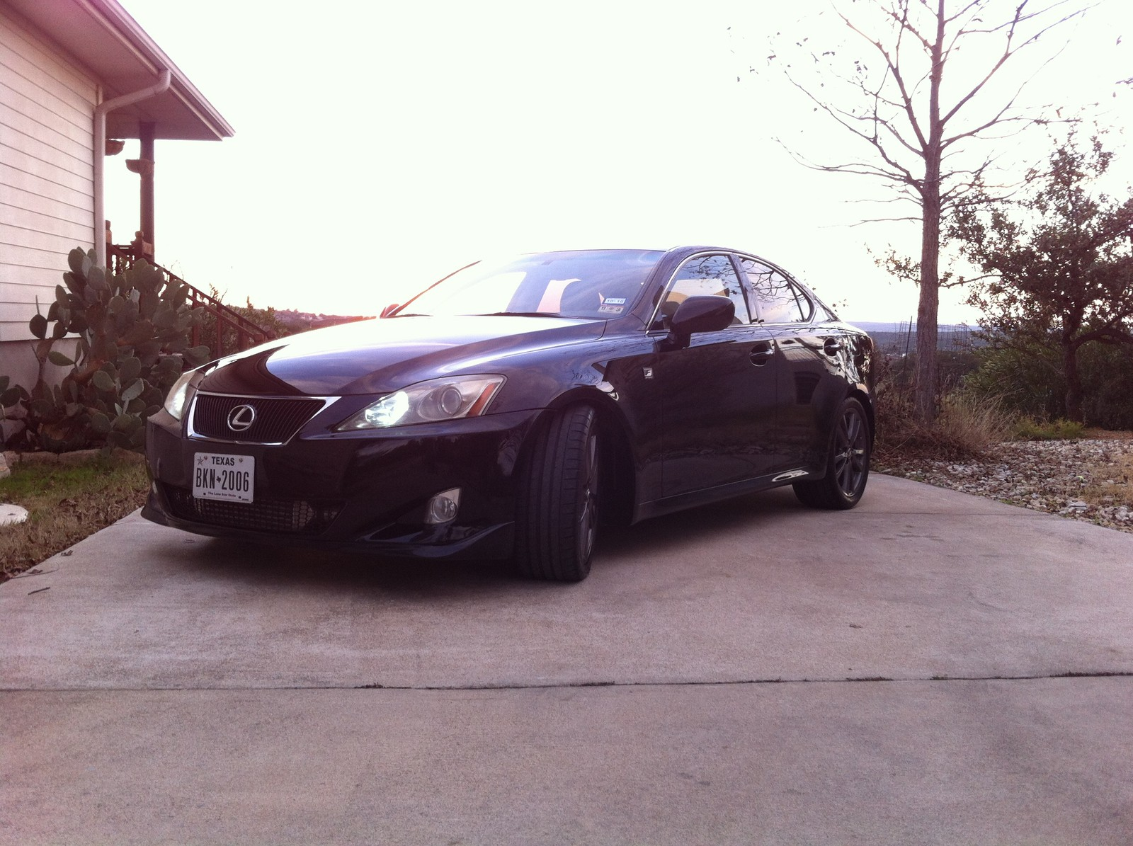 Black 2006 Lexus IS350 FSport Dealer PKG Rotrex C38-71 Supercharger