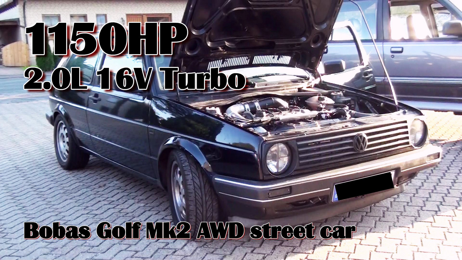 black 1998 Volkswagen Golf 19E