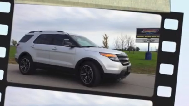 2013 Silver Ford Explorer Sport EcoBoost picture, mods, upgrades