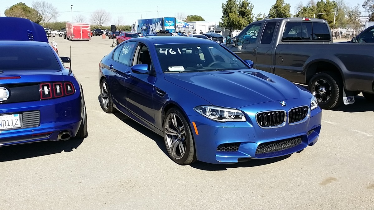 2014 BMW M5 BMS Stage1 Tune