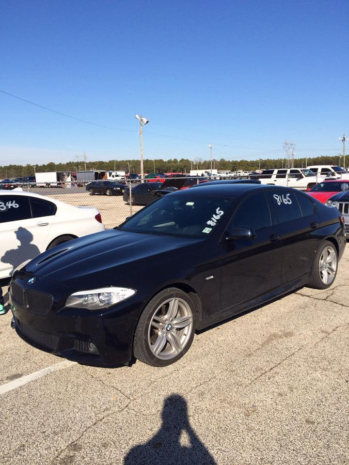 2013 Carbon Black BMW 550i XI BMS stage2 picture, mods, upgrades