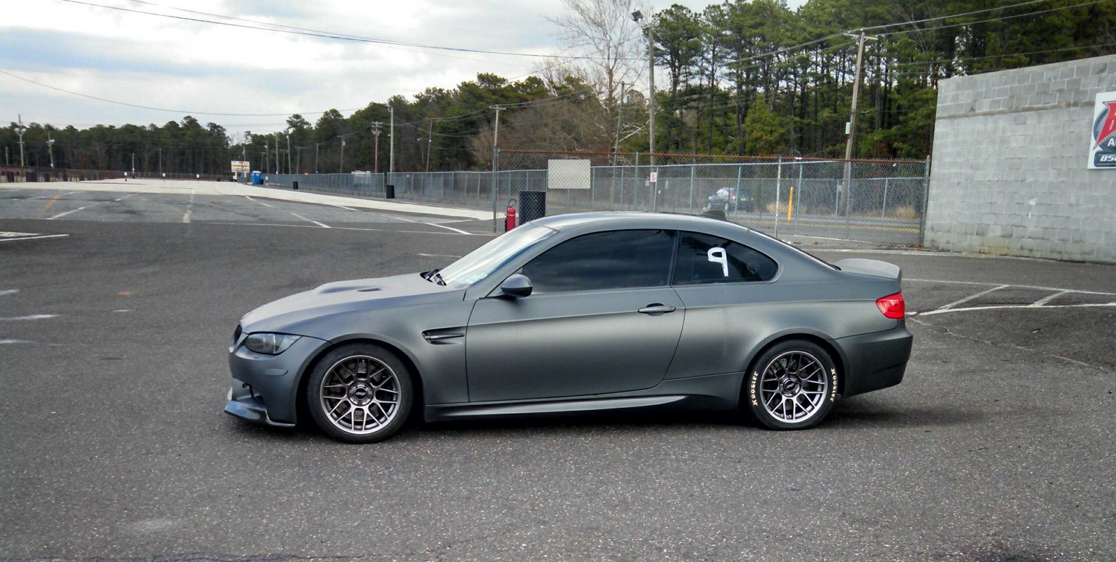 2009 BMW M3 Evolve E625 Supercharger