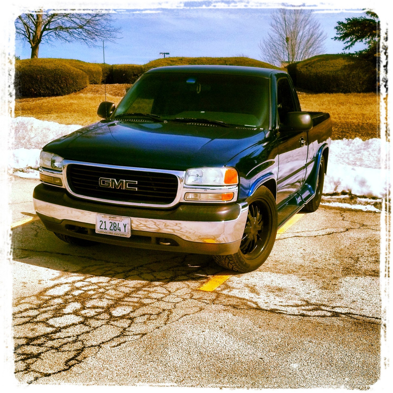 1999  GMC Sierra  picture, mods, upgrades