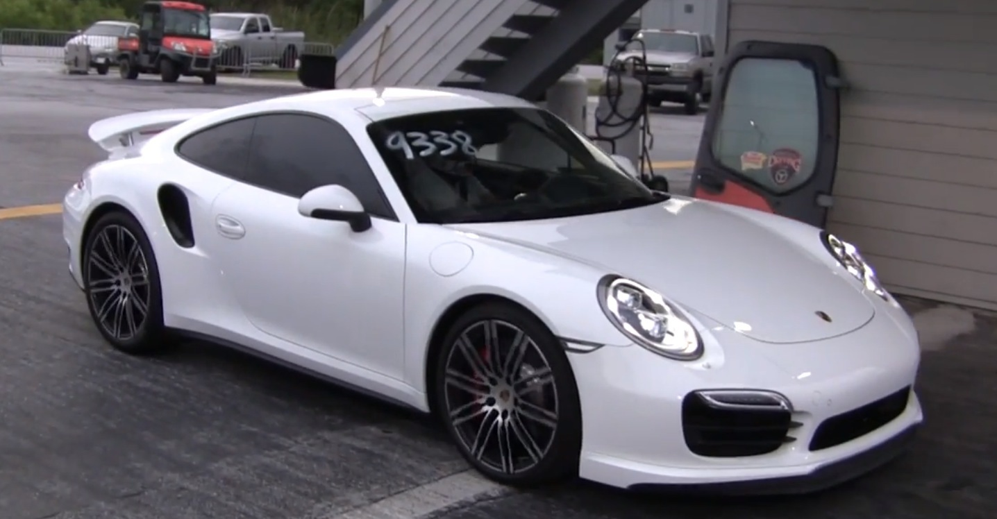 stock 2014 porsche 911 turbo 991 1 4 mile drag racing timeslip specs 0 60. Black Bedroom Furniture Sets. Home Design Ideas