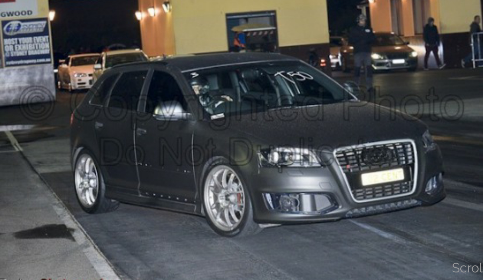 2009 Black Audi S3 Sportback picture, mods, upgrades