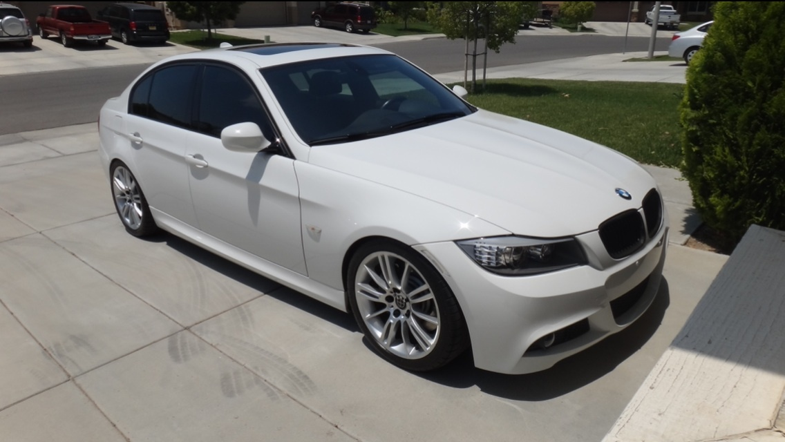 2010 AW BMW 335i M-sport  picture, mods, upgrades