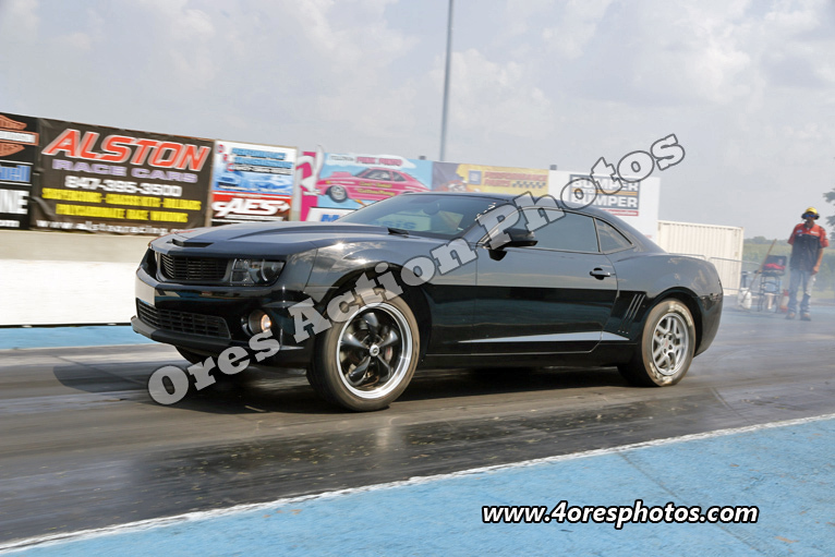 Black 2010 Chevrolet Camaro Twin Turbo SS