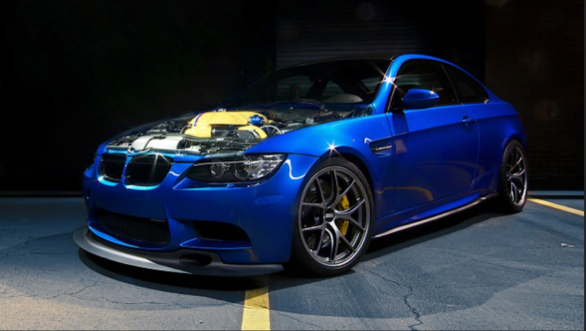2012 Monte Carlo blue BMW M3 DCT  picture, mods, upgrades