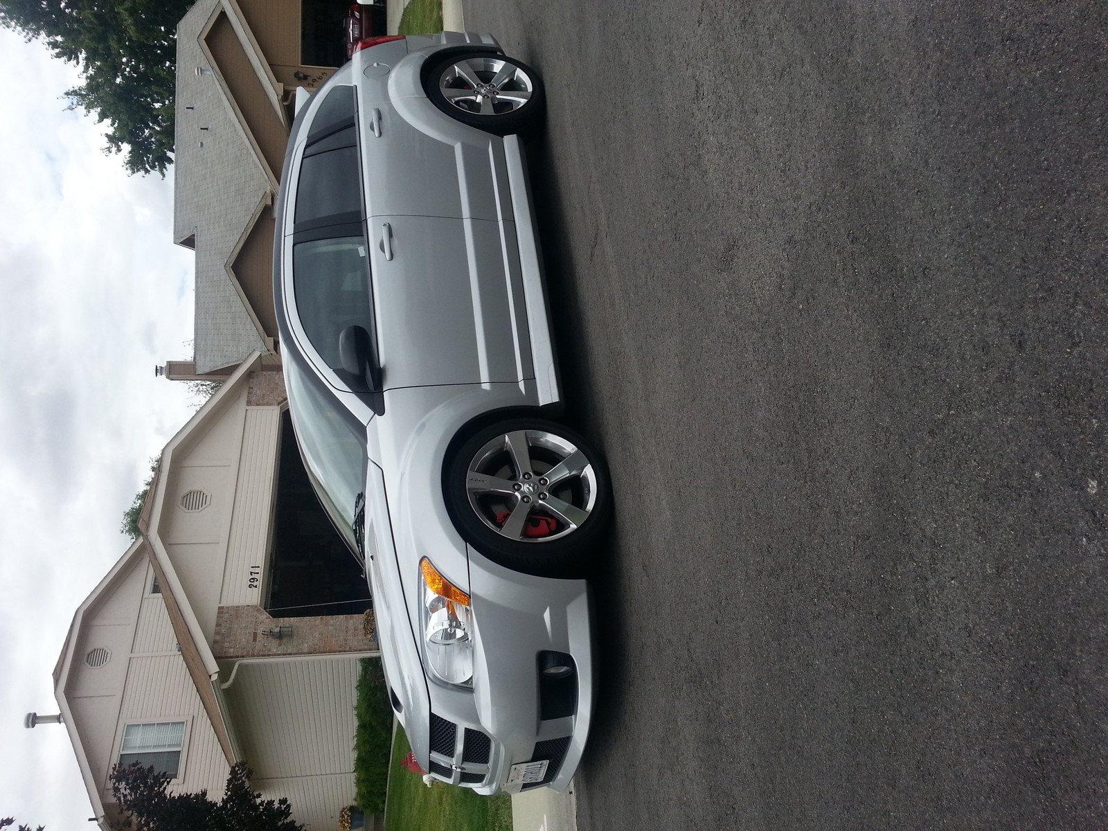 Silver 2008 Dodge Caliber SRT-4 Srt
