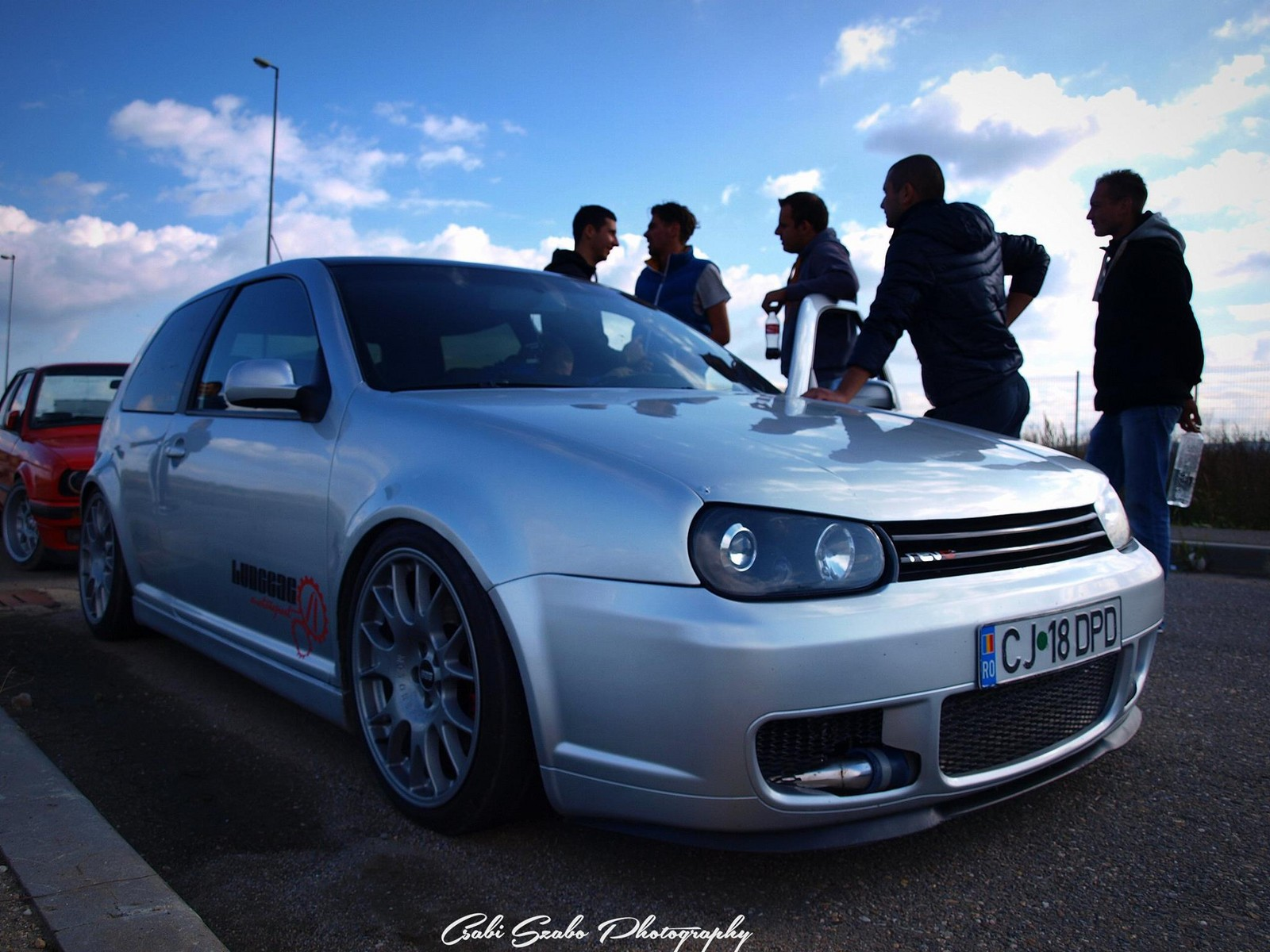 Gray 2003 Volkswagen Golf Golf MK4 GTI 1.8T 4motion