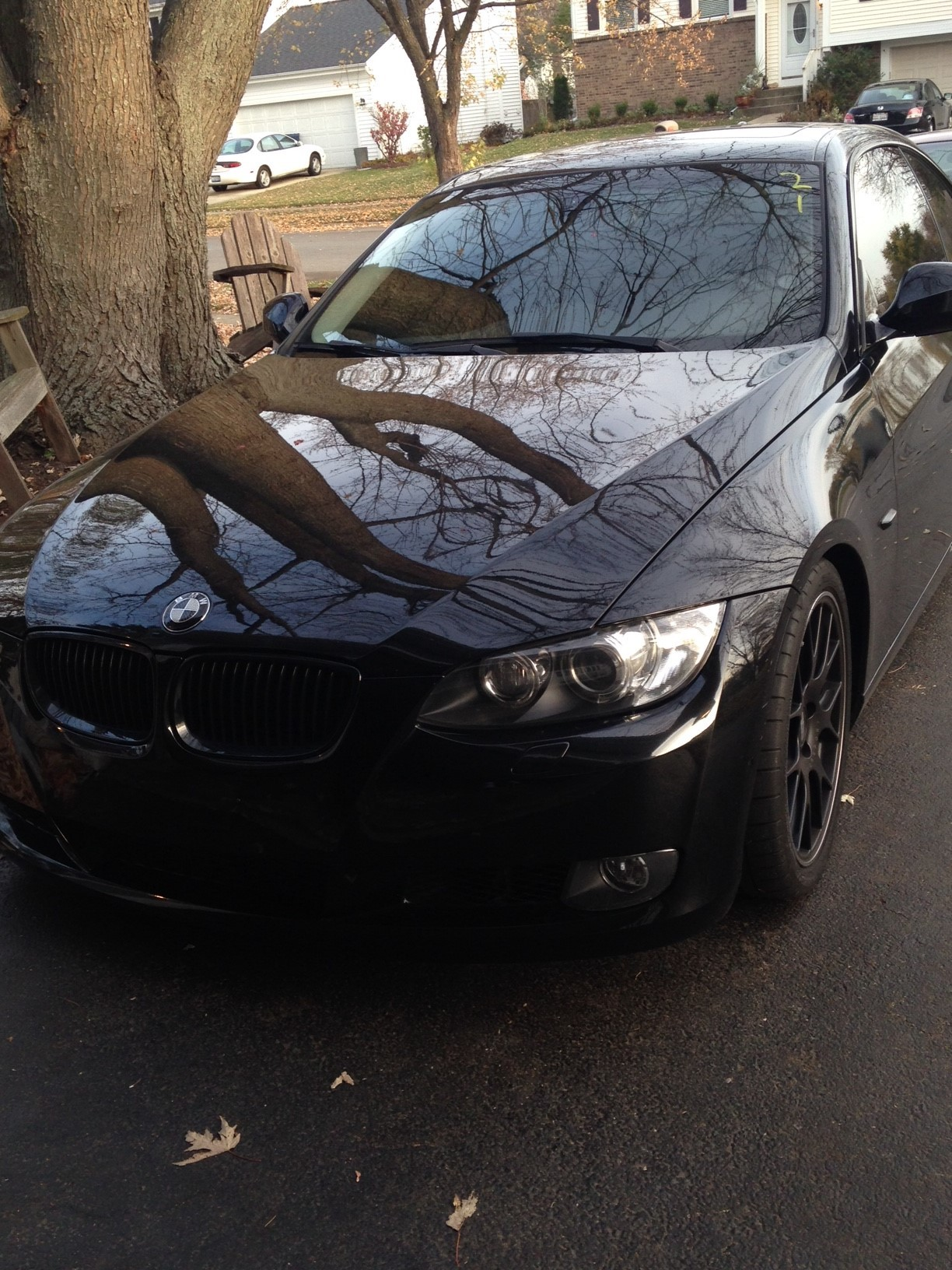 BLK 2010 BMW 335xi COBB Advanced Tuning by WedgePerformance 335XI