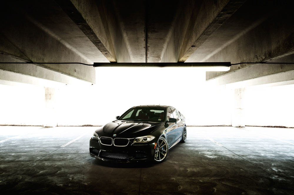 2013 black  BMW M5 f10 picture, mods, upgrades