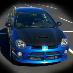 Electric Blue 2004 Dodge Neon SRT-4 Stage 3R