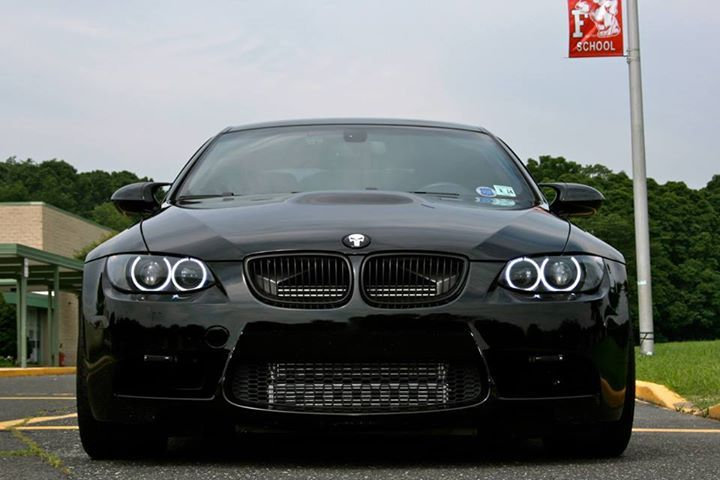 Black/Gray 2009 BMW M3 EVOLVE S/C E92 DCT